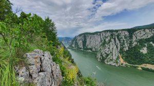 Cazanele Dunarii – un loc unic la noi in tara