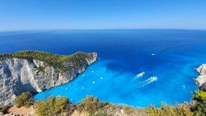 Top 6 plaje in Zakynthos