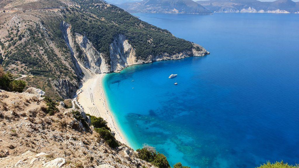 Top 5 plaje in Kefalonia